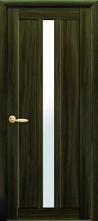 Марти со стеклом сатин цвет кедр