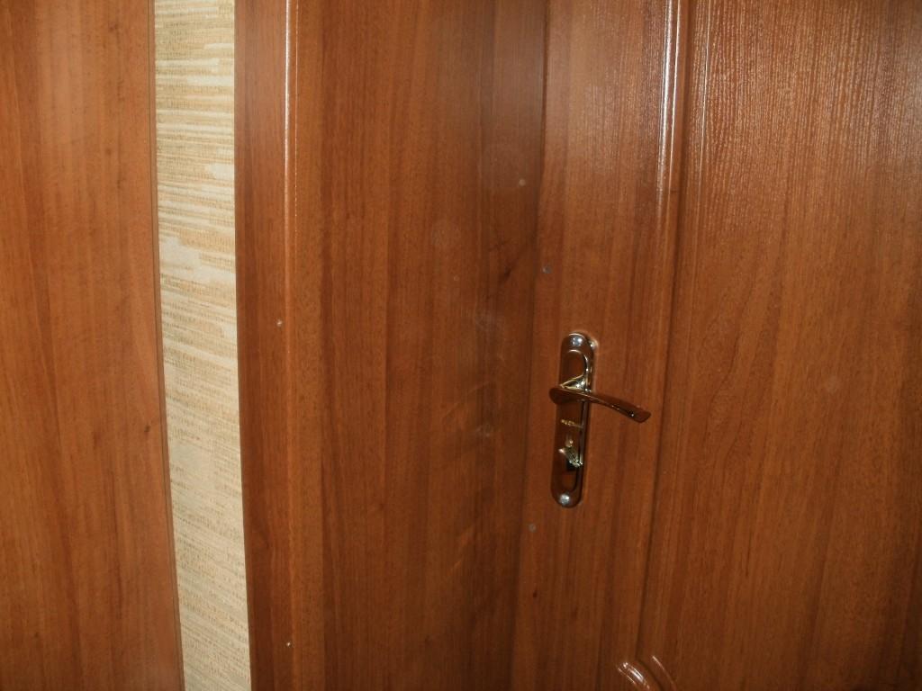 металлические двери выезд замерщика