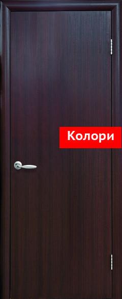 """Дверное полотно """"ПВХ Deluxe Колори"""" S Сакура"""