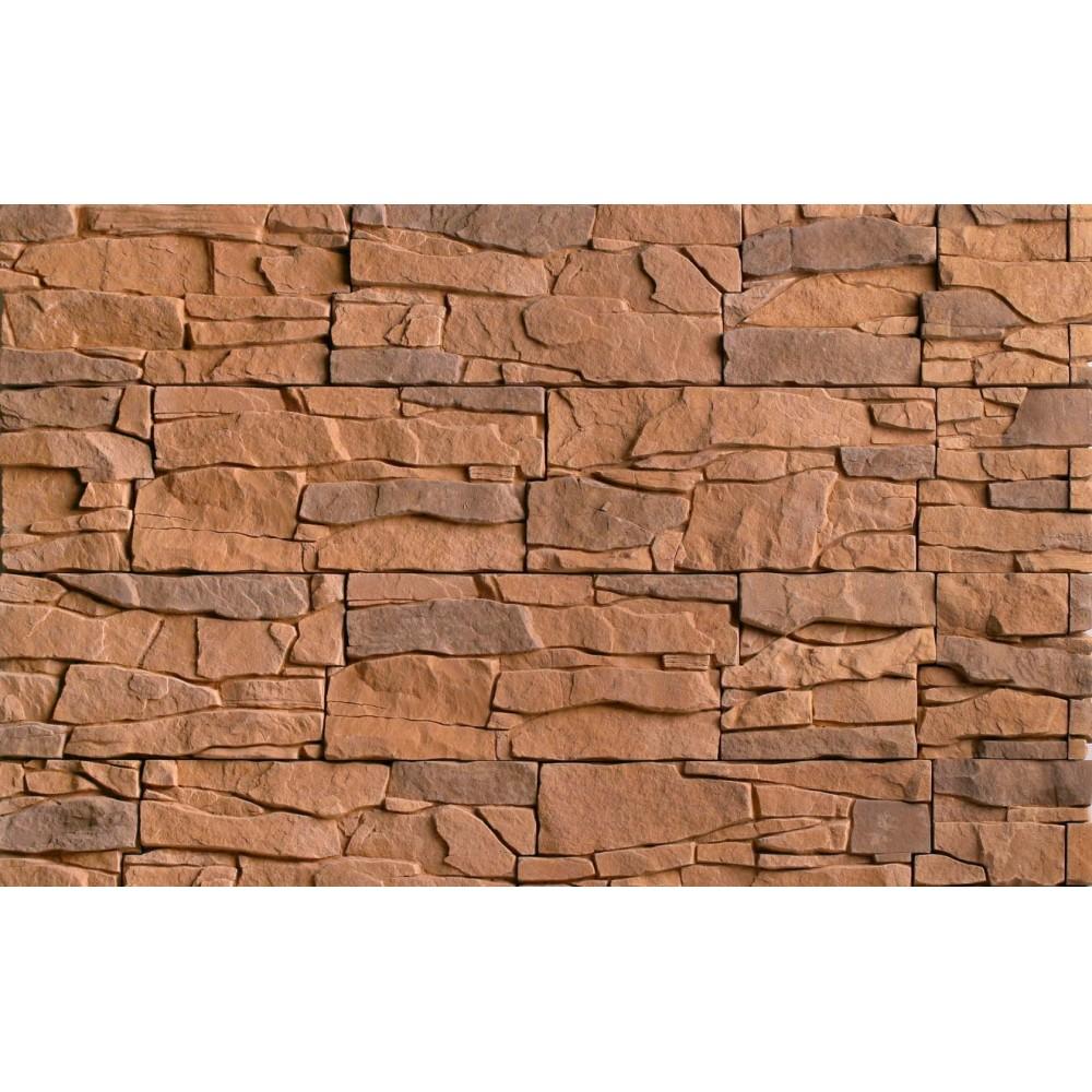 Искусственный декоративный камень для фасада Einhorn Альпийская скала 11