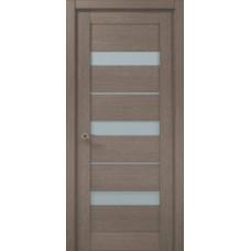 Межкомнатные двери Папа Карло Millenium ML 22с 2000х910х40 Дуб серый брашированный